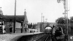 Old Photograph of Ormiston Scotland