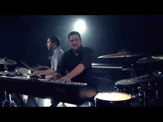 Two Guys Single Handed Drums and Piano Cover of Michael Jackson- Billie Jean