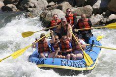 Raft and Climb