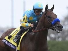 American Pharoah captures Breeders' Cup Classic with easy victory