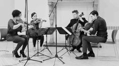 """Philip Glass, 'Mishima' String Quartet No.3, VI, Closing. Director and co-writer Schrader commented on the fact that his film has still not been shown in Japan: """"[Mishima] is too much of a scandal. […] When Mishima died people said, 'Give us fifteen years and we'll tell you what we think about him,' but it's been more than fifteen years now and they still don't know what to say. Mishima has become a non-subject."""""""