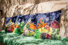 vitamine your life with these handmade cushions  www.brasiyou.com