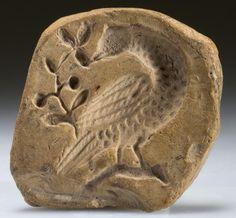 John George Schweinfurt, New Market, VA 1851 sprig mold