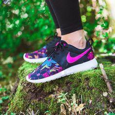 Nike Wmns Roshe One Print Prm - Aloha