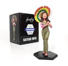 Kaylee Frye Little Damn Heroes Mini Masters Figure Quantum Mechanix #firefly #serenity #shiny #mal #captain #malcolm #reynolds #browncoat #joss #whedon #josswhedon #whedonverse #lootcrate #loot #crate #minimasters #mini #masters #qmx #quantummechanix #quantum #mechanix #figure #statue