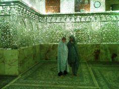 "Great share! ""#Clock on the wall of Shah-e Cherdagh in Shiraz, Iran"" #FriFotos by @MashOnEarth"