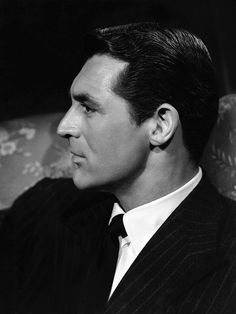 Another photo of the ultra-handsome Cary Grant.