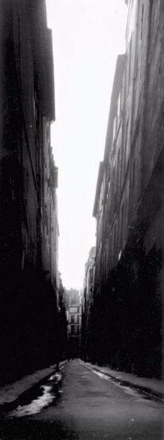 Roger Parry - Rue de Paris, ca. 1950.