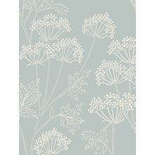 Buy John Lewis Cow Parsley Wallpaper Online at johnlewis.com