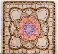 Anabelia craft design: Crochet doilies and lace motifs