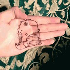 The Cutest Handasaur