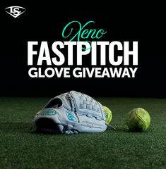 Louisville Slugger is changing the game with these new XENO fastpitch gloves, and now is your chance to see what they're about. Enter to win this inch fastpitch glove. Fastpitch Softball Gloves, Softball Bats, Louisville Slugger, Giveaway, Scene, Stage