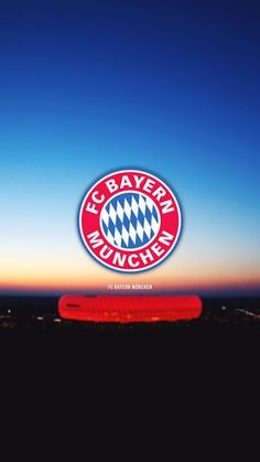 Bayern munich logo hd wallpaper wallpapers pinterest bayern fc bayern wallpaper voltagebd