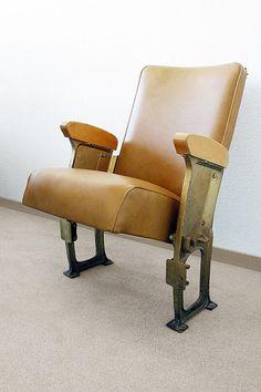cinema chair_0116 by :nike, via Flickr