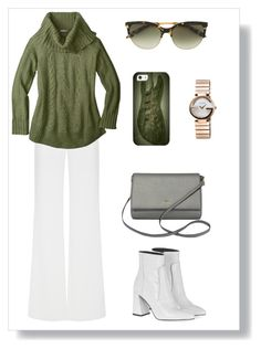 """""""№ 442/3"""" by tigrpuh ❤ liked on Polyvore featuring Georges Hobeika, Smartwool, Kate Spade, Topshop, Victoria Beckham, Casetify and Gucci"""