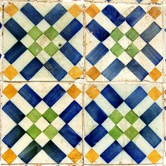 Portuguese Tile 1