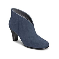 A2 by Aerosoles Gold Role Bootie -- in gray