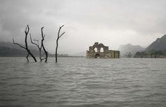 El verdadero Templo del Agua de Zelda está en Chiapas