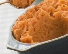 Purée de patate douce au lait de coco (facile, rapide) - Une recette CuisineAZ