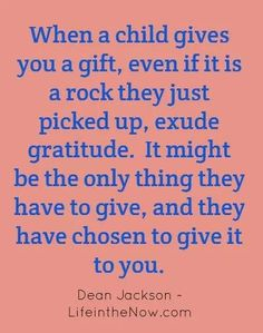 I absolutely adore this...I have created a special chest for my children's gifts.  Gifts which were molded from there raw imagination..their sweet  innocent hearts who know no evil..only kindness  love in their budding childhood years. My heart, my soul  forever my spirit-CL