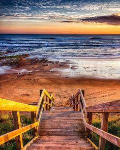 Walk to ocean.. Ocean Grove - Victoria  #Repost @david_tomek #oceangrovebeach #oceangrove #destinationbellarine #bellarinepeninsula #seascape by destinationbellarine http://ift.tt/1JO3Y6G