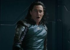 My face when someone says they don't like Loki