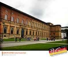München   #3-01. 알테 피나코테크 :: der Reisende - Travels in Germany