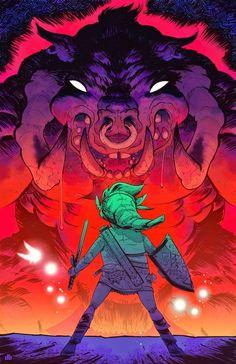 Boss Battle - Created by Dylan Burnett