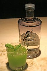 Gin Basil Smash: Favorite drink yet? Quite possibly.