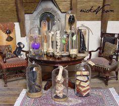 miniature Curiosities and Specimens by erickav.com evminiatures