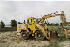 Earth Moving Equipment, Big Time, Heavy Equipment, Hampshire, Tractors, Industrial, Plant, Construction, Classic
