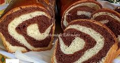mióta megtaláltam ezt a receptet, nem is sütöm másként Ring Cake, Hungarian Recipes, Sweet Bread, Hot Dog Buns, Vanilla Cake, Cookie Recipes, Bakery, Food And Drink, Yummy Food