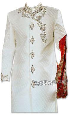 Custom made sherwani for great fitting. Sherwani dress, Indian and Pakistani Sharwani dresses. Sherwani For Men Wedding, Mens Sherwani, Sherwani Groom, Wedding Dress Men, Wedding Suits, Pakistani Dresses Online Shopping, Online Dress Shopping, Shadi Dresses, Indian Dresses