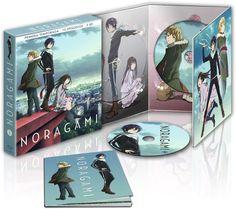 Noragami - Temporada 1 Episodios 1-12 - Edición Coleccionista Blu-ray: Amazon.es: Animación, Kotaro Tamura: Cine y Series TV