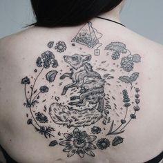 We ❤ Tattoo: Da natureza para a pele