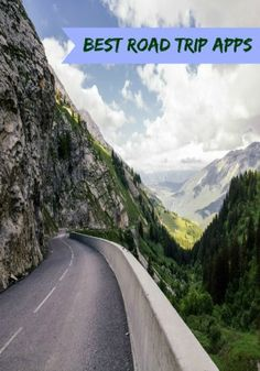 Best Apps For a Road Trip