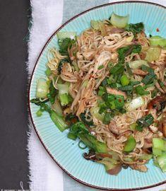 what Ina loves ❤) Pak Choi, Eat Seasonal, Allrecipes, A Food, Vegetarian Recipes, Monat, Gluten, Favorite Recipes, Vegan