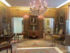 Museo Cognacq-Jay | Horarios y precios de este museo de París  #museum #art #paris