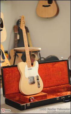 Vintage 1968 Fender Telecaster Blonde
