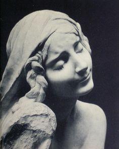 Regard Intemporel , Victor Rousseau