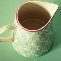 Cinnamon Home - Jug – Design Leaf Green