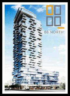 Life in 88 North Condos is very easy. Many retail shoppes near by it and the supermarket is at the door step. Designed by award winning architects, Page and Steele/IBI to provide you a comfortable feel of elegant living. Make your visit today to register yourself for this project to explore more.    #88NorthCondos