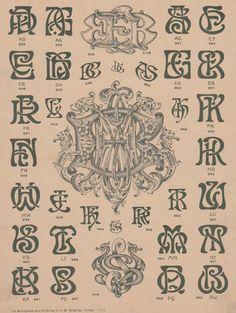 monograms 4