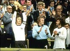 World Cup winners Germany 1974