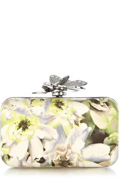 The soft pastels in this printed clutch will make the perfect accompaniment to…