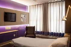 LEMAYMICHAUD | Architecture | Design | CHUSJ | Montréal | Hospital | Intensive Care | Room | Pediatric |