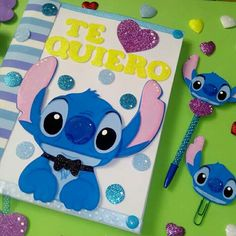 Foam Crafts, Easy Crafts, Diy And Crafts, Paper Crafts, Unicorn Birthday Parties, Birthday Party Decorations, Bussines Ideas, Lilo E Stitch, Art Drawings Sketches Simple