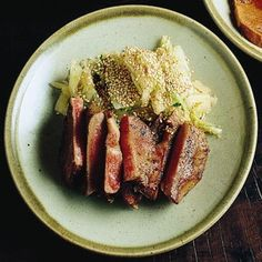 "You can eat delicious meats at ""Shinobu"" in Tokyo!"