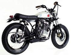 Modifikasi Yamaha Scorpio Jap Style Bike