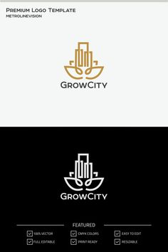 Grow City LogoMinimalist unique Grow City logo concept, You can use it for many creative business companies,support work 24 hoursAll in CMYK color mode Web Design, Logo Design, Branding Design, Diy Furniture Plans, Furniture Logo, Cheap Furniture, Urban Furniture, Furniture Outlet, Furniture Stores